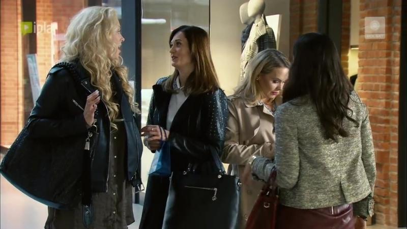 Przyjaciółki [S08E12] – finałowy odcinek