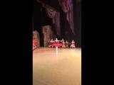 Дон Кихот. Премьера Сони Гаврюшиной-Китри. 22.01.17