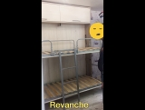 Кровать трансформер от Revanche
