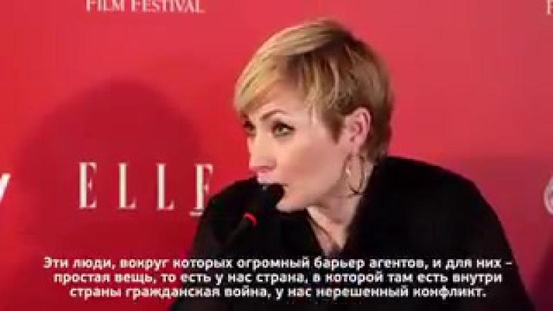 Жена бывшего комсомольского вожака Сирожи Тигипко, Виктория Тигипко , рассказывает о