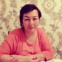 Анкета Наталья Молесова
