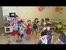 9 Мая. Танец Яблочко.