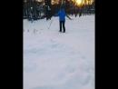 VID_20900519_164238_667 Зимняя погодка ❄ для прогулка на лыжах 👍👍👍