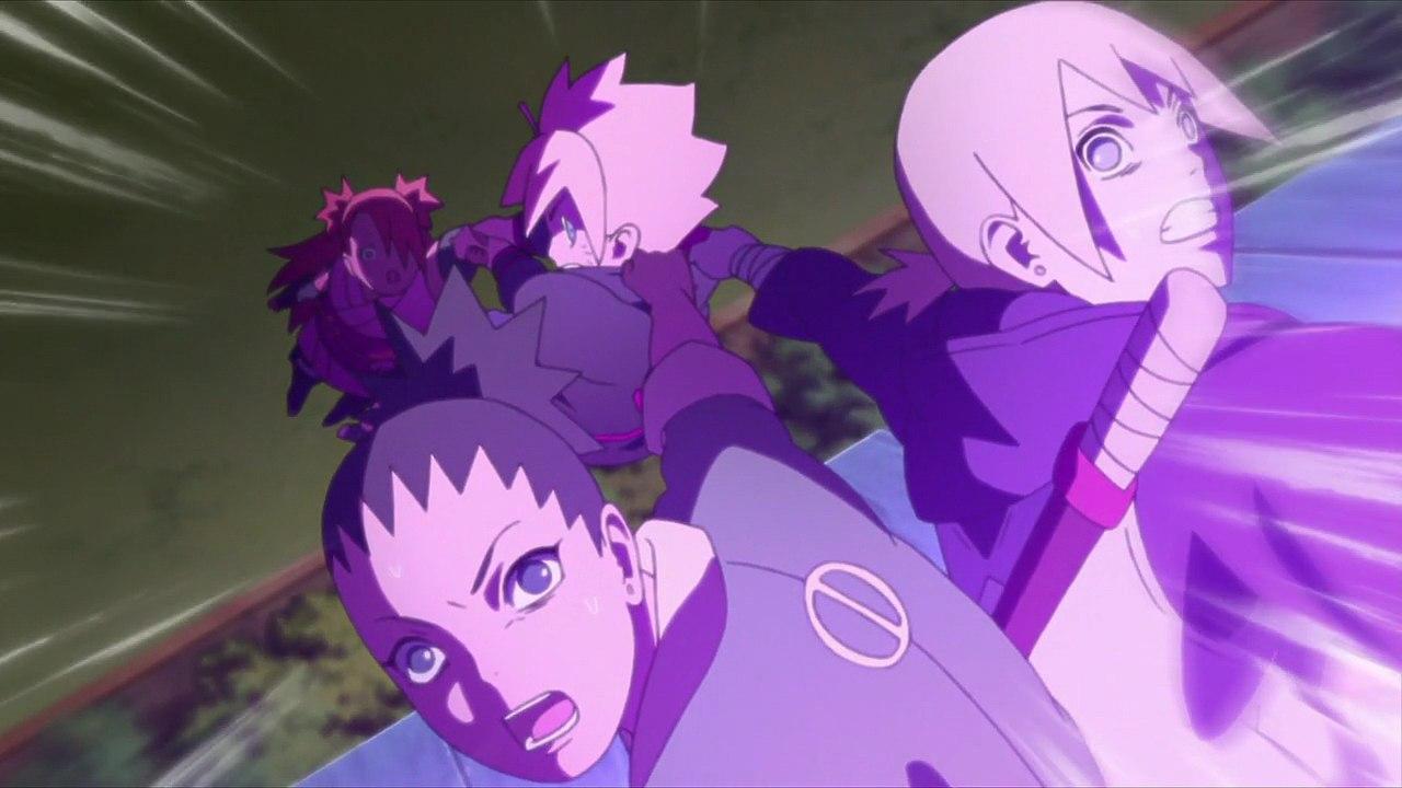 Boruto: Naruto Next Generations - 04, Боруто: Новое поколение Наруто 04, Боруто, аниме Боруто, 4 серия, озвучка, субтитры, скачать