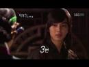 Ю Сын Хо на съемках дорамы Воин Пэк Тон Су