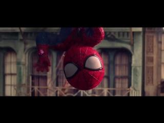 Людина-Павук та Малюк-Пувук (Короткометражний-Жарт-Реклама)