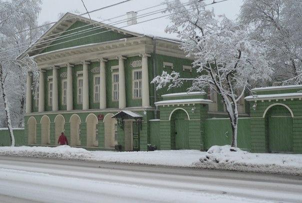 Дом Левашовых