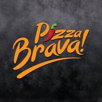 Логотип Пицца Брава Калуга / Pizza Brava Kaluga