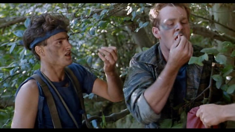 Борьба за выживание / Survival Quest. 1989. Карцев. VHS