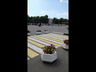 Фестиваль искусств АРТ-ОКНО ON AIR в Губкинег