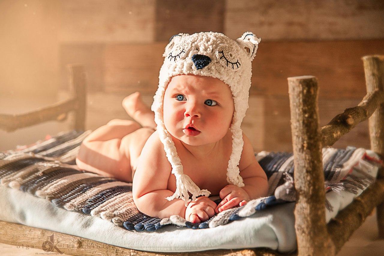 Фото в домашних условиях для новорожденных мальчиков
