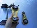 Опоры двигателя ваз 2110 8-клапанные и ваз 2112 16-клапанные - YouTube