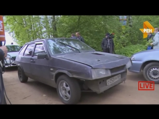 Тверская область, трансляция с места убийства 9 человек