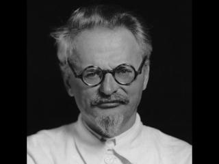 Троцкий Л.Д., сохранившиеся подлинные фрагменты киносъемок и фотографии 1917-1940 г.