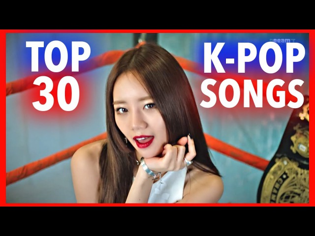 K-VILLES [TOP 30] K-POP SONGS CHART - MARCH 2017 (WEEK 4)