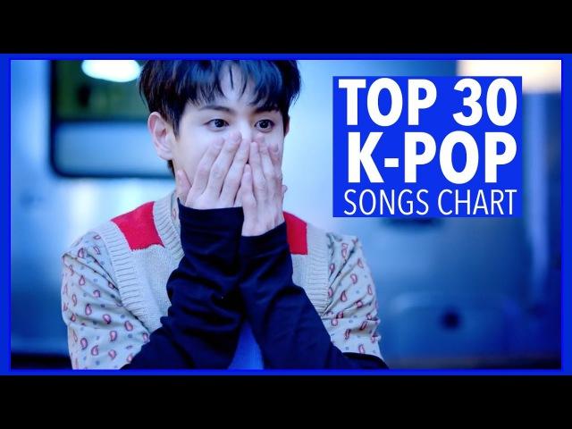 K-VILLES [TOP 30] K-POP SONGS CHART - MARCH 2017 (WEEK 3)