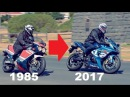 Suzuki GSX-R History 1985 - 2017 Evolution of a SuperBike Full Documentary