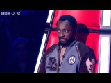 Heshima Thompson Vs Tyler James 'Yeah 3X' - The Voice UK - Battles 1 - BBC One