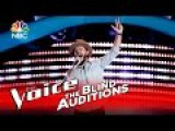The Voice 2016 Blind Audition - Lane Mack