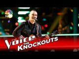 The Voice 2016 Knockout - Aaron Gibson