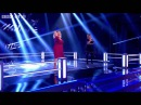 Barbara Bryceland vs Leanne Mitchell - The Voice UK Battles