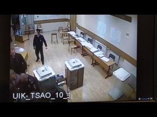 Задержание человека с бомбой на избирательном участке [LIFECORR | 2500 RUB]