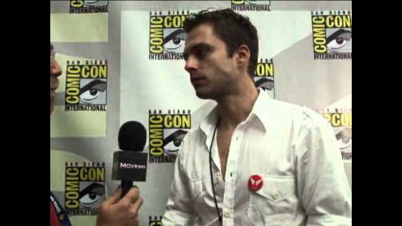 Kings - Comic-Con 2008 Exclusive: Sebastian Stan Interview