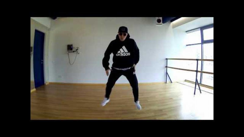 SanchezZ Choreography light Уличный танец Челябинск 1