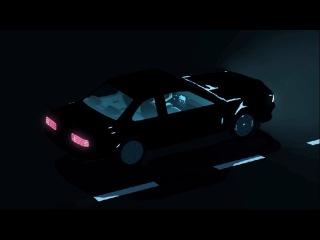 Night drive ' future funk Mix
