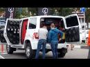 Uaz Patriot Медведь на финале чемпионата России по автозвуку формата Rasca г.Иваново 26....