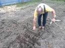 Чудо лопата, копалка для огорода, приспособление для копки.