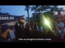 YRP Cop Rap Battle at Stada June 9th 2017 (with Lyrics)