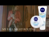 My Fall Night Routine! NIVEA Soft  Vanessa Shaad
