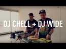Russias DJ Chell and DJ Wide Perform Trap-Influenced Routine