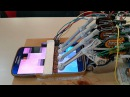 Piano Tiles 2 was played by the homemade robot. - THE FOUNTAIN, CARL BOHM - ASMR effective