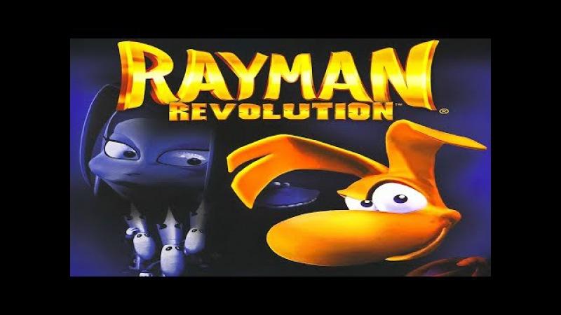 VHStream — Rayman 2: Revolution — Стрим 1 — PS2 2000