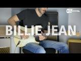 Michael Jackson - Billie Jean - Electric Guitar Cover by Kfir Ochaion