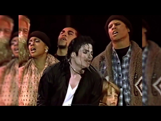 Michael Jackson Earth Song Live Auckland 1996 HD