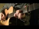 【ニーア オートマタ】 NieR:Automata 『Weight of the World 』 Fingerstyle Guitar