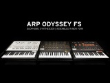 ARP ODYSSEY FS  The Legend Returns with Full Size