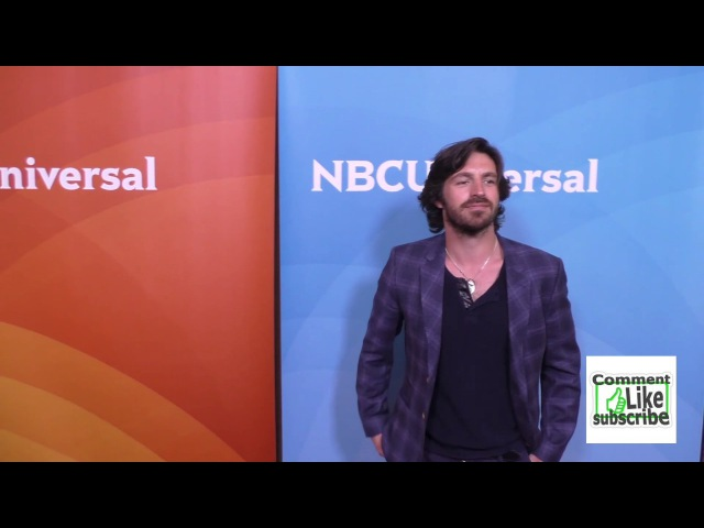 Eoin Macken at the 2017 NBCUniversal Summer Press Day at the Beverly Hilton Hotel in Beverly Hills