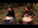 Музыка на ханго невероятно инопланетные инструменты HD YouTube