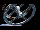 2001a space odyssey CG Station-5 5 minutes