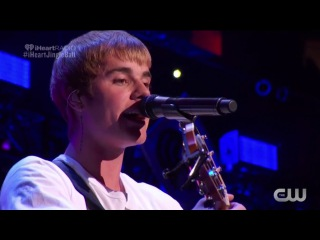 Justin Bieber - Cold Water (Live at Z100's Jingle Ball 2016)