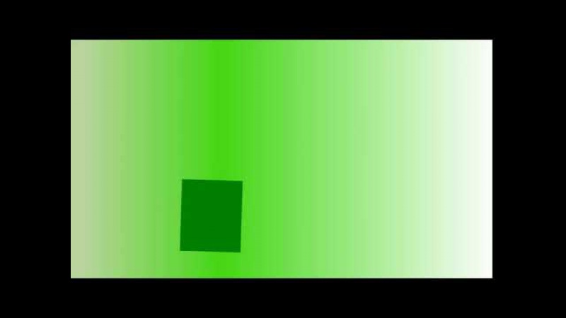 Тестовая анимация из редактора Express Animete