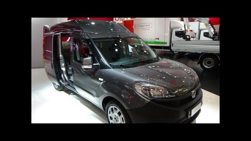 2015 - Fiat Doblo Cargo XL SX 1.6 MJET II 105PK E5