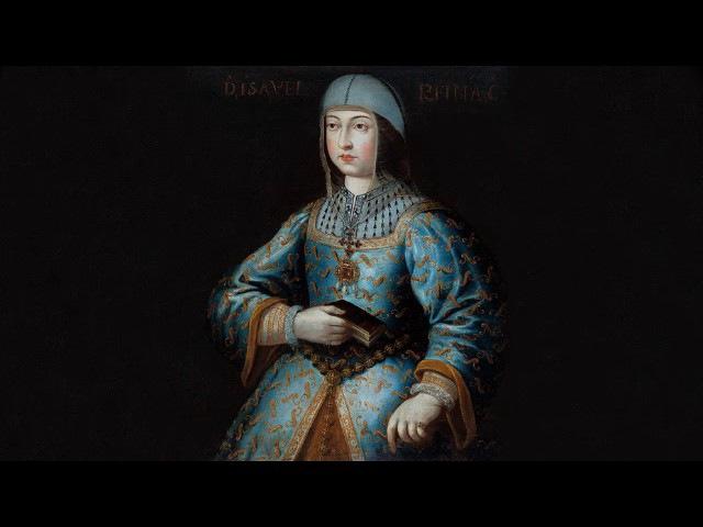 Изабелла I Кастильская • Наталия Басовская