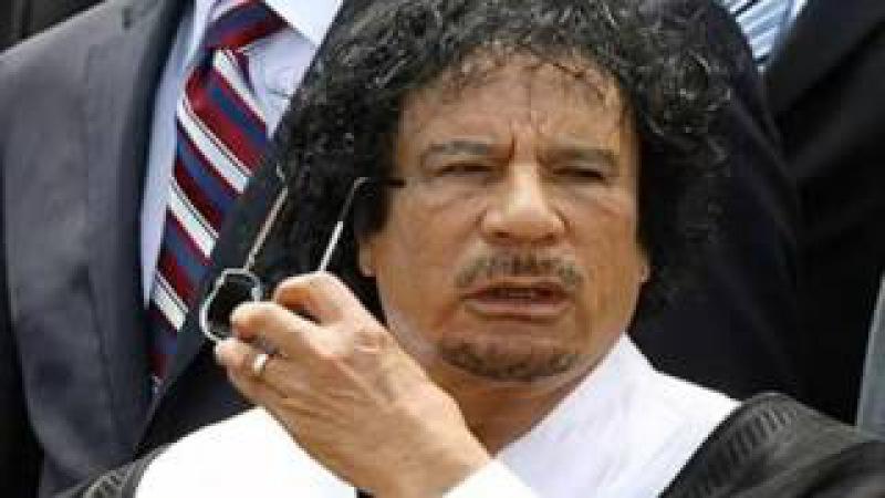 Последние слова Муаммара аль Каддафи завещание всем людям . Новости Макеевки