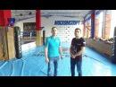 Отзыв о борцовском ковре BORKOVER от SYNERGY MMA TEAM