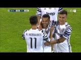 Dani Alves Goal ~ Dinamo Zagreb vs Juventus 0-4 ~ 27/9/2016 [Champions League]